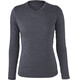 Patagonia W's Capilene Daily LS T-Shirt Smolder Blue-Navy Blue X-Dye